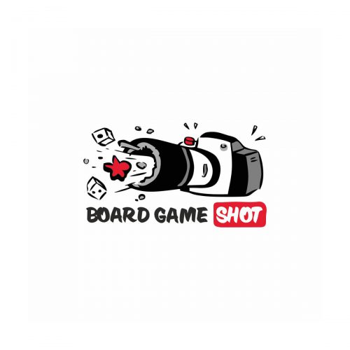 Logotyp Board Game Shot